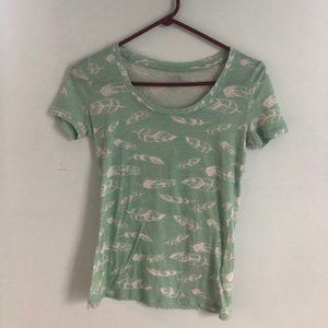BDG feather tee